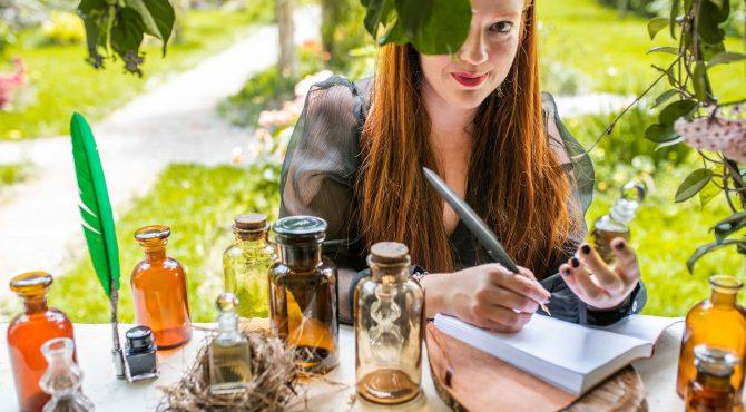 Novo Curso medicinas caseiras com ervas e flores